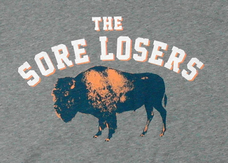 The Sore Losers Bull